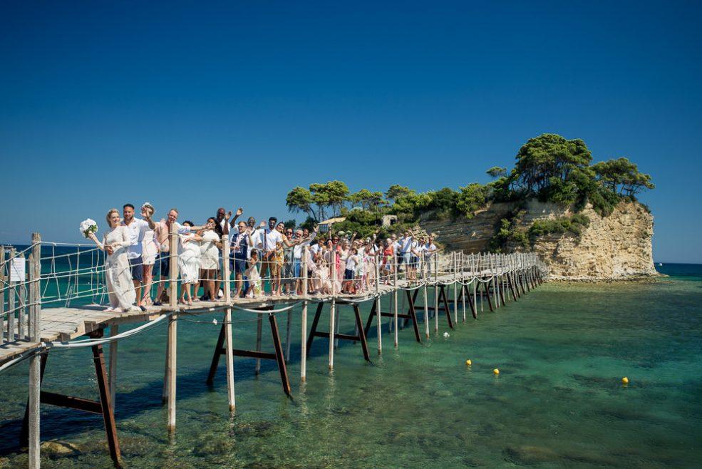 Greek island of Zakynthos among 8 ultimate romantic retreats for wedding tourism