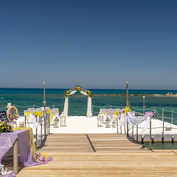 Sentido Alexandra Beach Resort Weddings