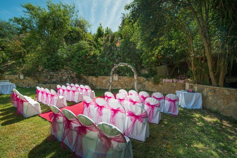 Garden Weddings