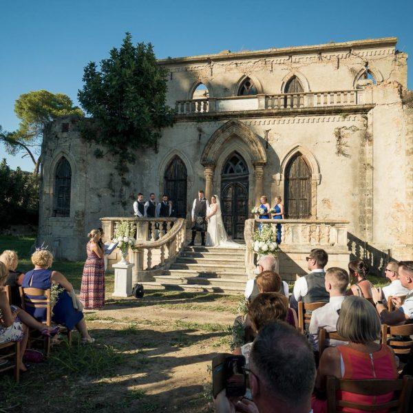 Mansion Weddings