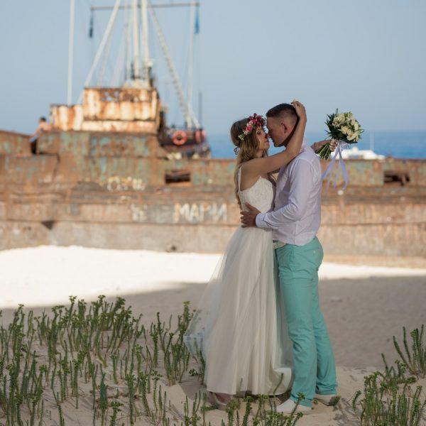 Shipwreck (Navagio) Weddings