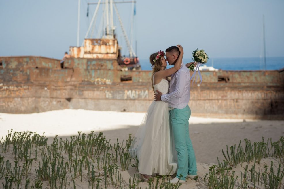 Shipwreck (Navagio) Weddings